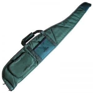 funda para rifle verde