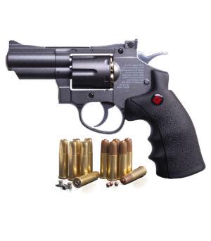 Revolver Co2 Crosman SNR357